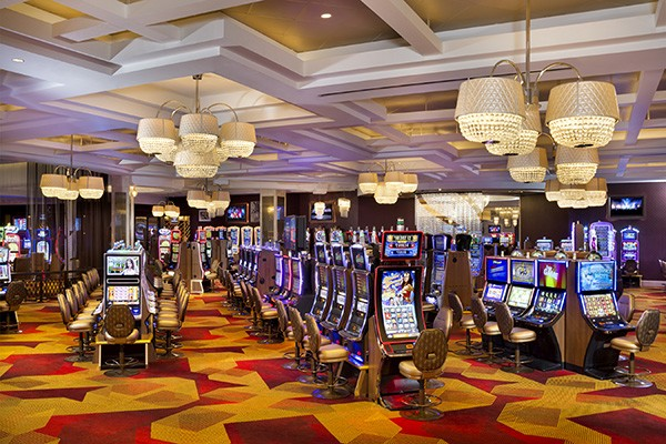 Casino at Hard Rock Casino & Hotel Tampa Florida