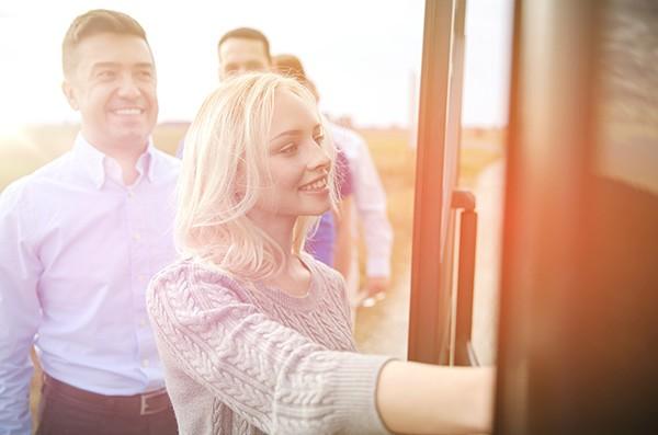 Charter Bus Shuttle to Hard Rock Casino & Hotel Tampa Florida