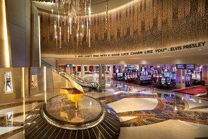 Lobby at Hard Rock Casino & Hotel Tampa Florida