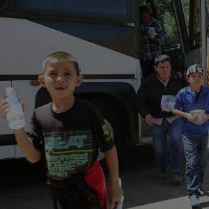 School Charter Bus Rental